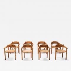 Rainer Daumiller Rainer Daumiller Pine Carver Chairs Denmark 1970s - 2134355