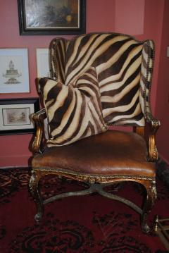 Ralph Lauren Ralph Lauren Spencer Leather Armchair - 1051455