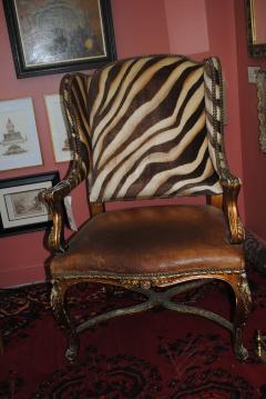 Ralph Lauren Ralph Lauren Spencer Leather Armchair - 1051456