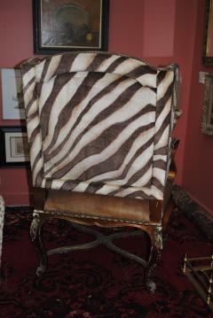 Ralph Lauren Ralph Lauren Spencer Leather Armchair - 1051457