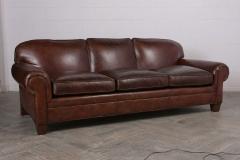 Ralph Lauren Restored Ralph Lauren Leather Sofa - 848006