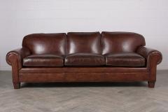 Ralph Lauren Restored Ralph Lauren Leather Sofa - 848008