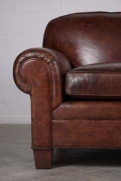 Ralph Lauren Restored Ralph Lauren Leather Sofa - 848009
