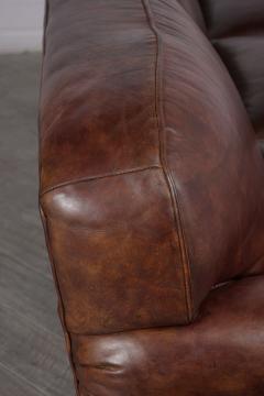 Ralph Lauren Restored Ralph Lauren Leather Sofa - 848010