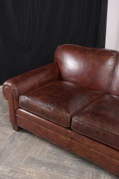 Ralph Lauren Restored Ralph Lauren Leather Sofa - 848011