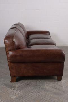Ralph Lauren Restored Ralph Lauren Leather Sofa - 848012