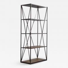 Randall Tysinger EJ Victor Chambord Bookcase by Randall Tysinger - 2138911