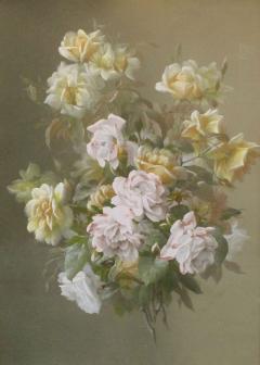 Raoul deLongpre Floral - 61287