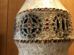 Raphael Giarrusso Ceramic Lamp France 1960s - 2012871