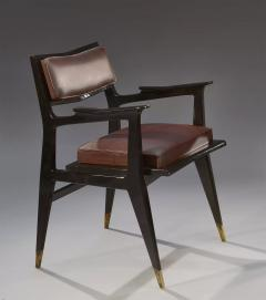 Raphael Raffel Raphael Raffel Pair of Stamped Chairs 1955 1960 - 782492