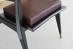 Raphael Raffel Raphael Raffel Pair of Stamped Chairs 1955 1960 - 782493