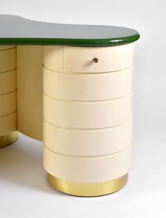 Rare 1960s Italian Vanity Dressing Table Desk - 689117