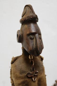 Rare African Horseman Statute - 1102078