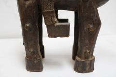 Rare African Horseman Statute - 1102080