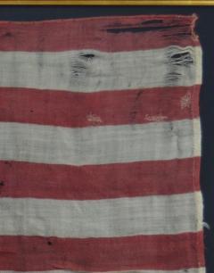 Rare Antique 40 Star American Flag - 1847725