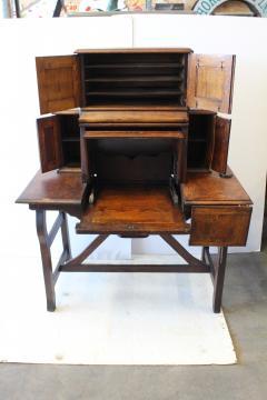 Rare Antique American Industrial Mechanical Desk - 1363055