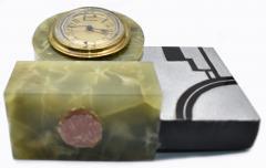 Rare Art Deco Modernist Alarm Clock by Dep Circa 1930 - 1087337