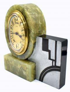 Rare Art Deco Modernist Alarm Clock by Dep Circa 1930 - 1087340