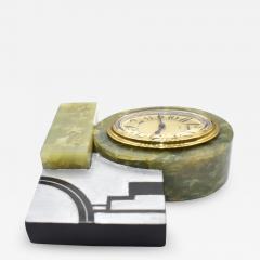 Rare Art Deco Modernist Alarm Clock by Dep Circa 1930 - 1088031