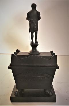Rare Bronze Napoleon Inkwell Circa 1850 France - 2075169