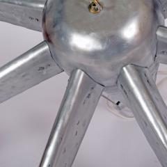 Rare Chandelier Petrolium Club Huston - 1348373