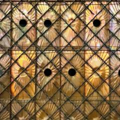 Rare Copper Wall Panelling Cladding by Edit Oborzil 1971 - 2042185