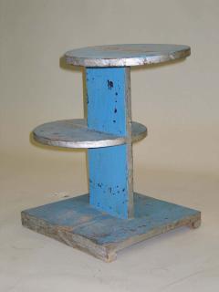 Rare Handmade Early Modern Prototype Table - 1876877