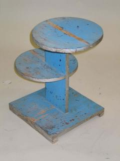 Rare Handmade Early Modern Prototype Table - 1876878