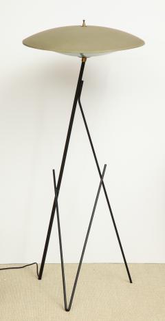 Rare Italian tri pod floor lamp - 1466609