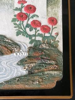 Rare Japanese Lacquer Writing Box Suzuribako Meiji Period - 2125493