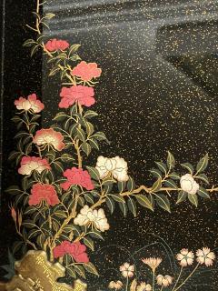 Rare Japanese Lacquer Writing Box Suzuribako Meiji Period - 2125499