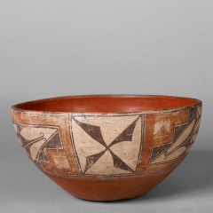 Rare Large Size Dough Bowl - 43953