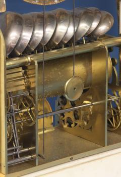 Rare Louis XVI French Musical Mantle Clock - 75642