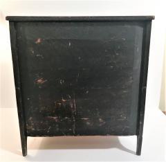 Rare Miniature Mahogany Federal 3 Drawer Chest Circa 1810 Mid Atlantic - 2075138
