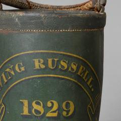 Rare Pair of Leather Fire Buckets - 87379