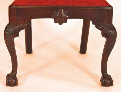Rare Pair of Mahogany Chippendale Side Chairs - 1017246
