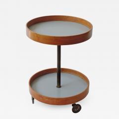 Rare Renato Forti Bar cart work unit Italy 1950s - 731140