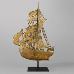 Rare Ship Weathervane - 225232
