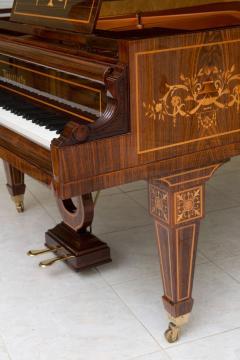 Rare and Historically Significant Marquetry Inlaid Grand Piano B sendorfer - 40499
