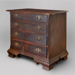 Rare and Unusual Chippendale Chest of Drawers - 580716