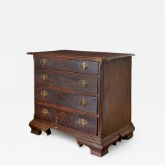 Rare and Unusual Chippendale Chest of Drawers - 581135