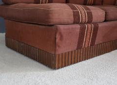 Rare day bed by Pierluigi Colli original fabric from 1950  - 1059078