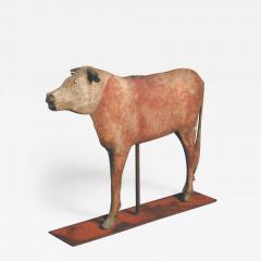 Rare or Unique Calf Weathervane - 363126