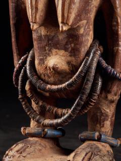Rare pair of very old Yoruba Ibeji Figures - 1981186