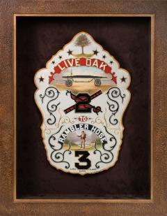 Rare presentation fire shields - 926569