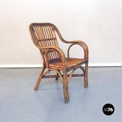 Rattan armchairs 1960s - 1968313