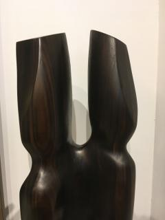 Raul Varnerin Vintage Abstract Sculpture of two combined figures - 1286414