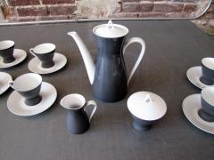 Raymond Loewy After Dinner Coffee Set for Rosenthal 2000 by Raymond Loewy - 693243