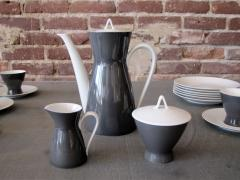Raymond Loewy After Dinner Coffee Set for Rosenthal 2000 by Raymond Loewy - 693244