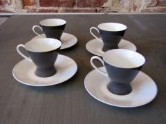 Raymond Loewy After Dinner Coffee Set for Rosenthal 2000 by Raymond Loewy - 693249